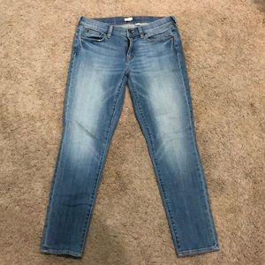 J. Crew straight leg jeans size 28